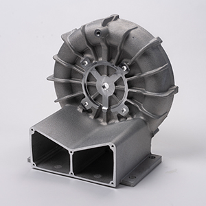 Medium Sand Casting Part Example, PTO Pan, 15.64 lbs., 356, Agriculture , Tier 1 Manufacturer, Engine Assembly