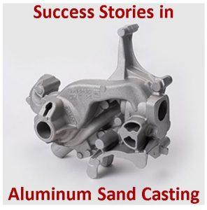 Aluminum Sand Casting Success Stories Photo