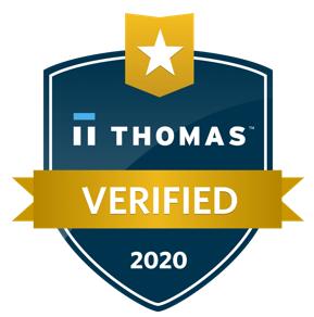 Aluminum Sand Casting Supplier Thomas Net Verified Badge